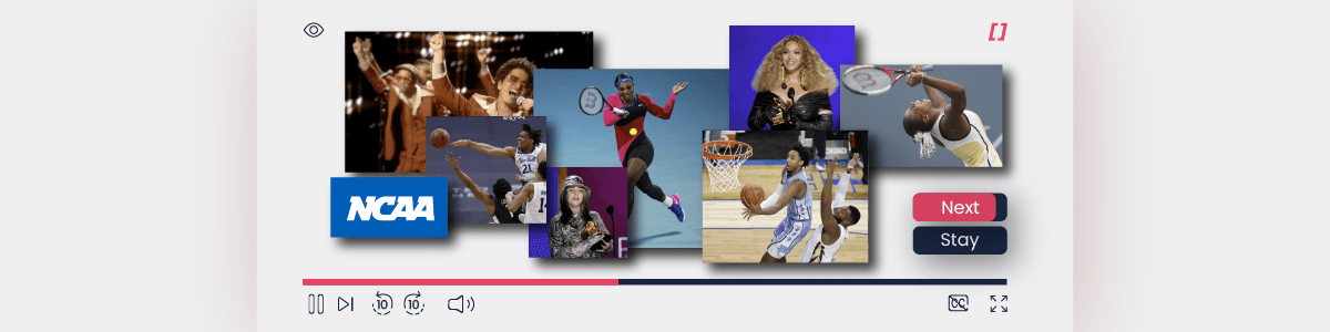 From Leading Women To March Madness: The Topics Driving Video Consumption