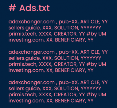 Ads.txt Got Too Complicated, So Primis Came Up With Technology To Untangle The Mess