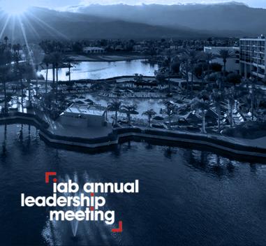 Past Event: IAB Annual Leadership Meeting (ALM) 2020