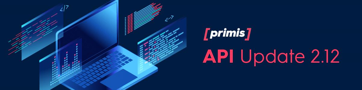 API Update 2.12