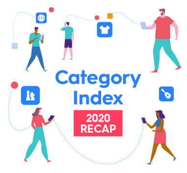 2020 Video Discovery Category Index