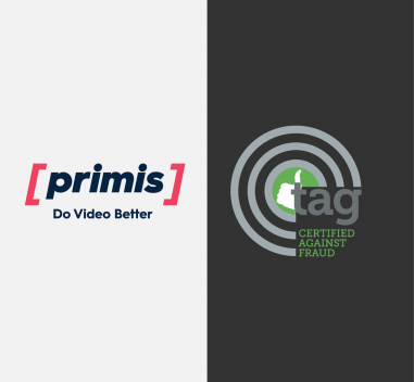 Primis Earns TAG Anti-Fraud Certification for Fourth Year in a Row