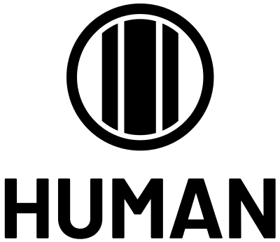HUMAN logo working with Primis