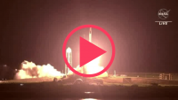 Two firsts for the SpaceX rocketship