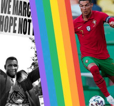 Pride, Juneteenth and Euro 2020: Video Content Capturing Audiences Around the Globe
