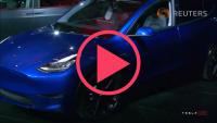 Tesla's deliveries hit record despite chip shortage